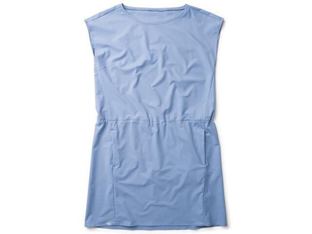 Houdini Dawn Sukienka Kobiety, niebieski